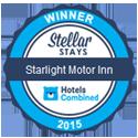 Starlight Motor Inn - Stellar Stays Hotel Combined 2015 Winner